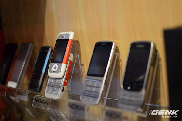 Nokia 5300 dòng expressmusic chuyên nghe nhạc