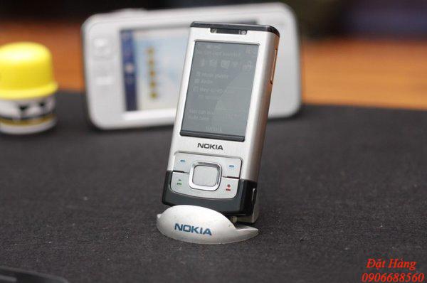 Nokia nắp trượt 6500 slide dòng điện thoại cơ trượt thiết kế đẹp