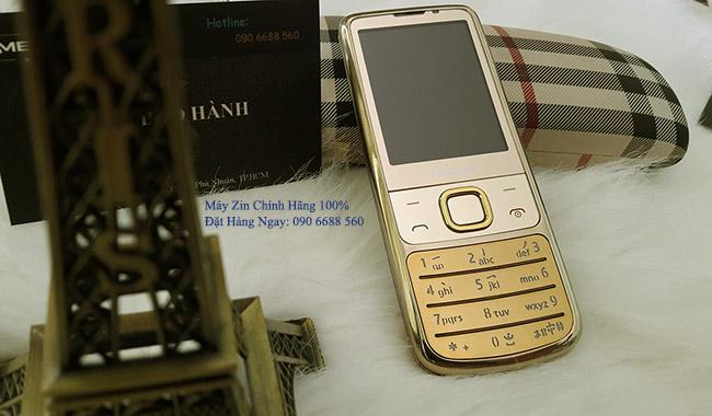 điện thoại Nokia 6700 classic gold edition bản đặc biệt