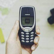 Đánh Giá Nokia 3310 hột mít chính hãng và cách kiểm tra máy