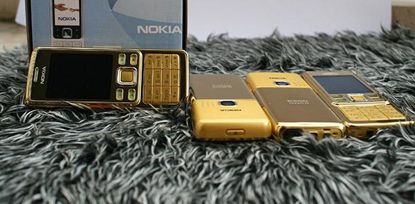 nokia 6300 gold chính hãng giá rẻ, và cách kiểm tra máy chính hãng