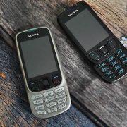 Nokia 6303 chính hãng giá rẻ nhất thị trường, nokia 6303 đa chức năng zin nhập khẩu