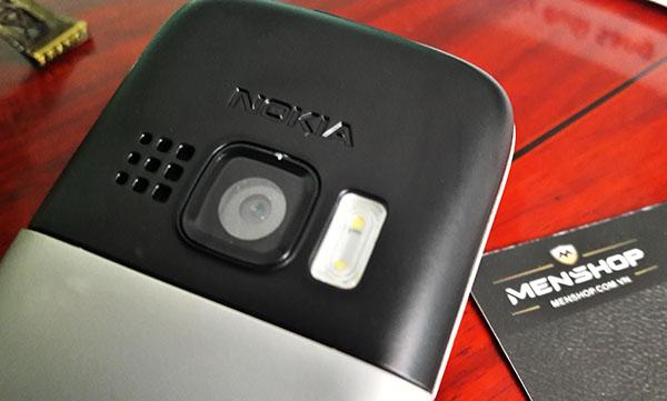 camera nokia 6303 được nâng cấp lên 3.2MP Auto Focus zoom số 4x