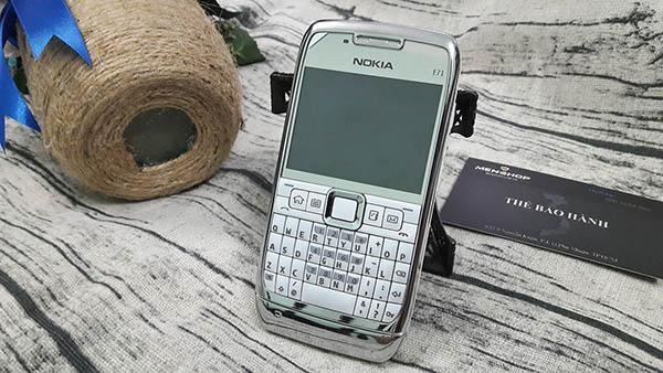 Nokia e71 bàn phím query nguyên zin và cách phân biệt máy chính hãng