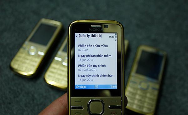 Chất lượng cuộc gọi của Nokia C5-00 được đánh giá rất tố