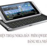 Top 5 điện thoại nokia bàn phím qwerty đáng mua nhất