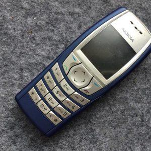 Nokia 6610i mô hình là một trong những điện thoại đầu tiên dựa trên nền tảng S40