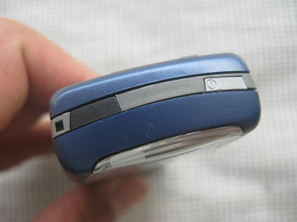 Việc tổ chức menu trong Nokia 6610i không hề thay đổi so với các điện thoại Nokia khác