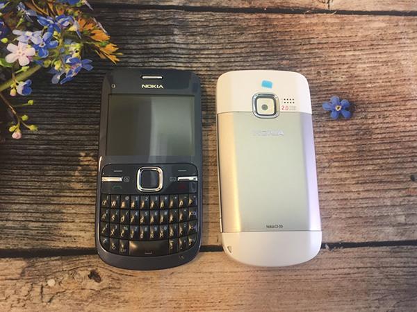 Nokia C3-00 được ra mắt vào tháng 8 năm 2010