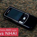 cách kiểm tra phân biệt điện thoại nokia 8600 luna chính hãng