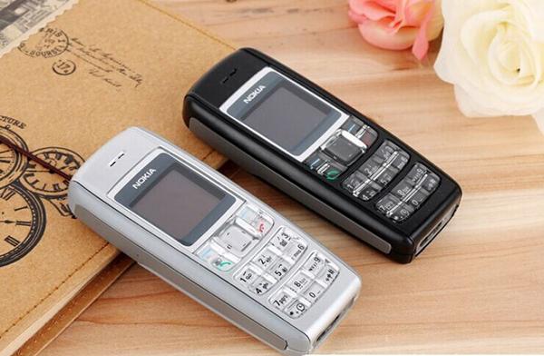 Nokia 1600 là điện thoại Nokia giá rẻ với màn hình màu và nhạc chuông đa âm sắc