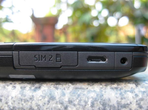 Với khả sử dụng hai thẻ SIM, Nokia C2-00 mang đến sự tiện lợi trong quá trình sử dụng.