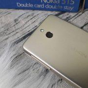 nokia 515 gold dual sim 2 sim chính hãng nhập khẩu 100%
